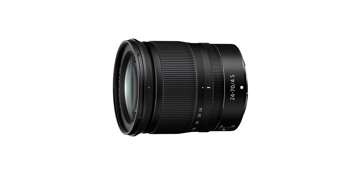 Nikon「NIKKOR Z 24-70mm f/4 S」「NIKKOR Z 35mm f/1.8 S」「NIKKOR Z 50mm f/1.8 S」