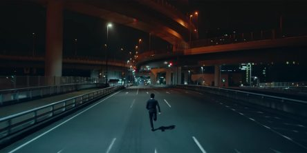 The new Audi A7 Sportback : Run / Audi Japan