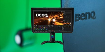 「bird and insect」×「BenQ PV270」