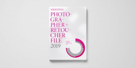 SHOOTING PHOTOGRAPHER +  RETOUCHER FILE 2019