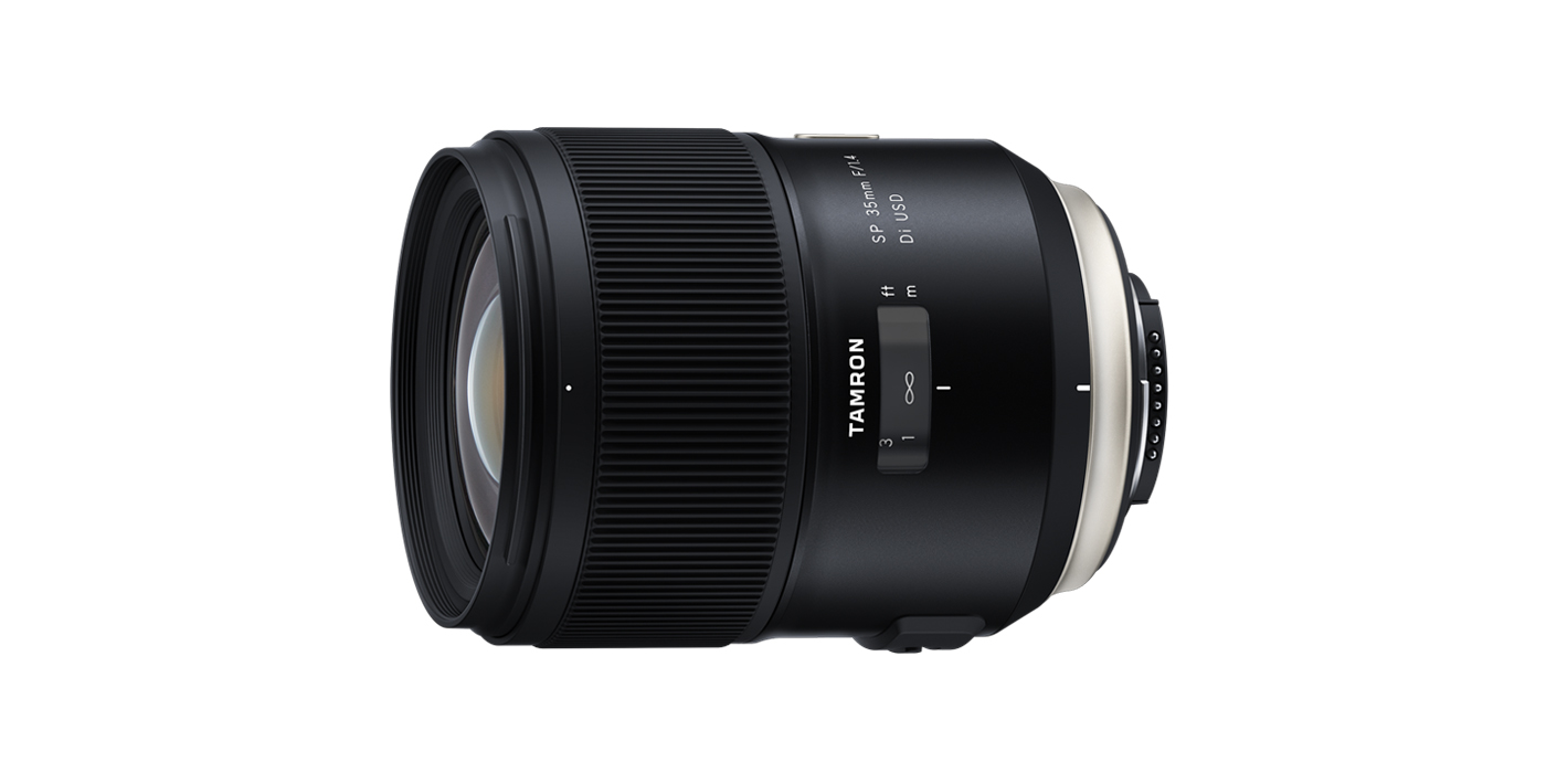 TAMRON「SP35mm F/1.4 Di US D(Model F045)」