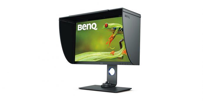 「小暮和音」×「BenQ SW270C」 多彩な機能と高コスパで大注目の 映像・写真編集向け27インチカラーマネジメントモニター