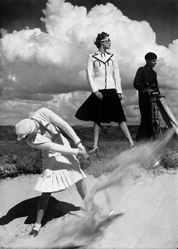 Golfing at le Touquet