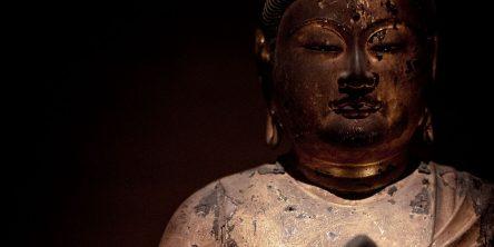 『中正なる道―マンダラという宇宙―』写真撮影:大和田良