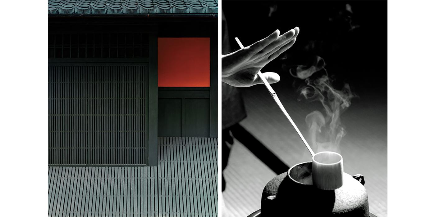 「日本の美を追い求めた写真家・岩宮武二 京のいろとかたち」写真展