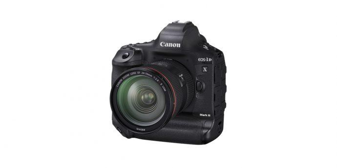 Canon「EOS-1D X Mark III」