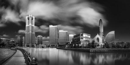 アキラ・タカウエ作品展「Theoretical Urban-Visionology ~ 建築構造/都市風景とファインアートの理論的融合 ~」