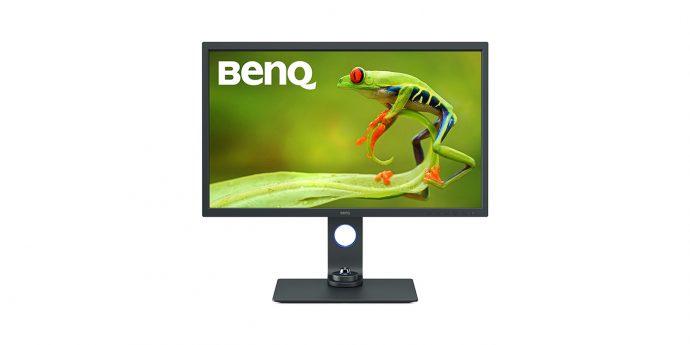 「上野慶介」×「BenQ SW321C」 反射を最小限に抑えたノングレアパネル採用 写真・動画編集向け32インチ4Kカラーマネジメントモニター