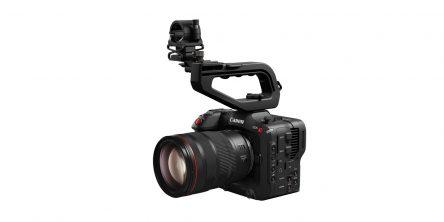 Canon「EOS C70」