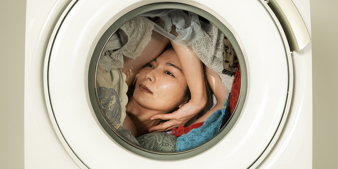 PHOTOGRAPHERHAL写真展「Washing Machine」