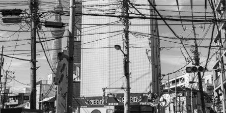 牧野智晃 個展『まちをたぐる』