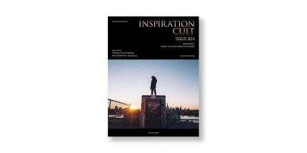 メモリアルイシュー「INSPIRATION CULT MAGAZINE issue.014」MAR SHIRASUNA @MAMUDSNY & 追悼写真展